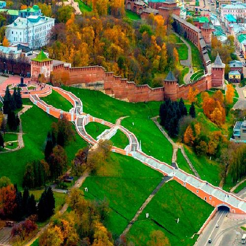 Переезд из Нижнего Новгорода в Новосибирск