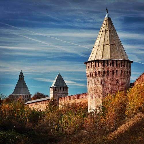 Переезд из Смоленска в Тюмень