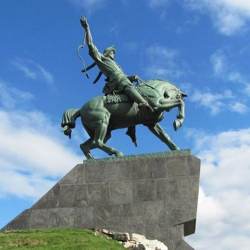 Переезд из Уфы в Астрахань