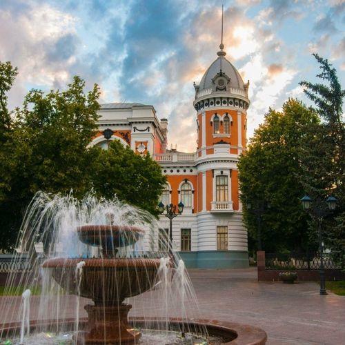 Переезд из Ульяновска в Алушту