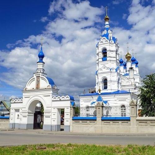 Переезд из Краснодара в Иваново