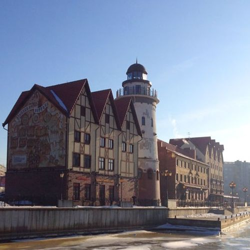 Переезд из Симферополя в Калининград