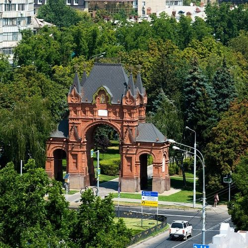 Переезд из Ростова-на-Дону в Краснодар