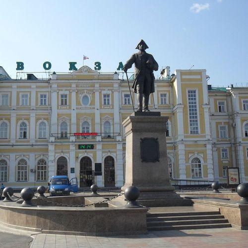 Переезд из Томска в Оренбург