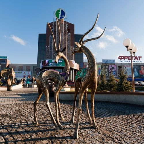 Переезд из Иваново в Самару