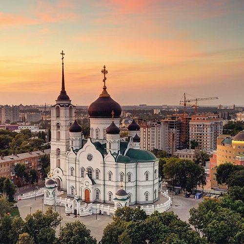 Переезд из Сочи в Воронеж
