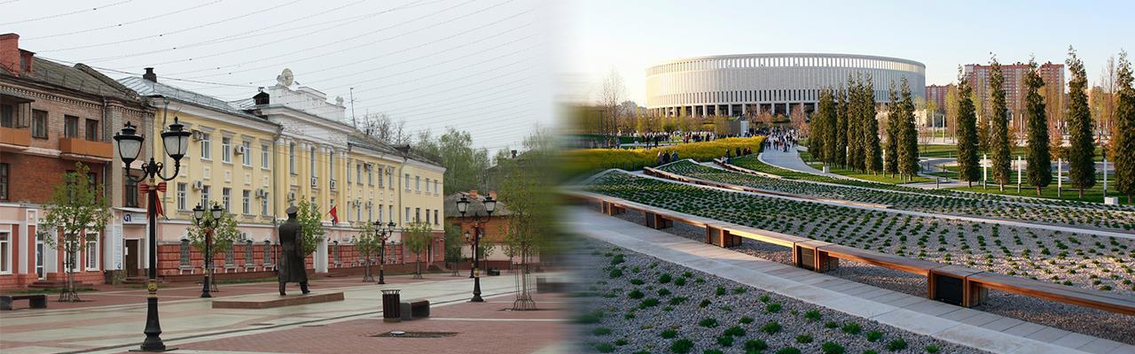 Переезд из Брянска в Краснодар