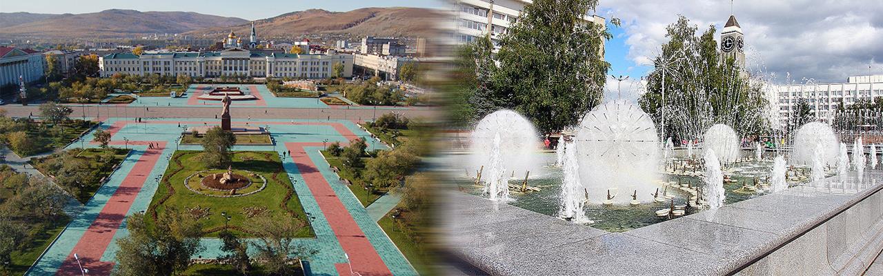 Переезд из Читы в Красноярск