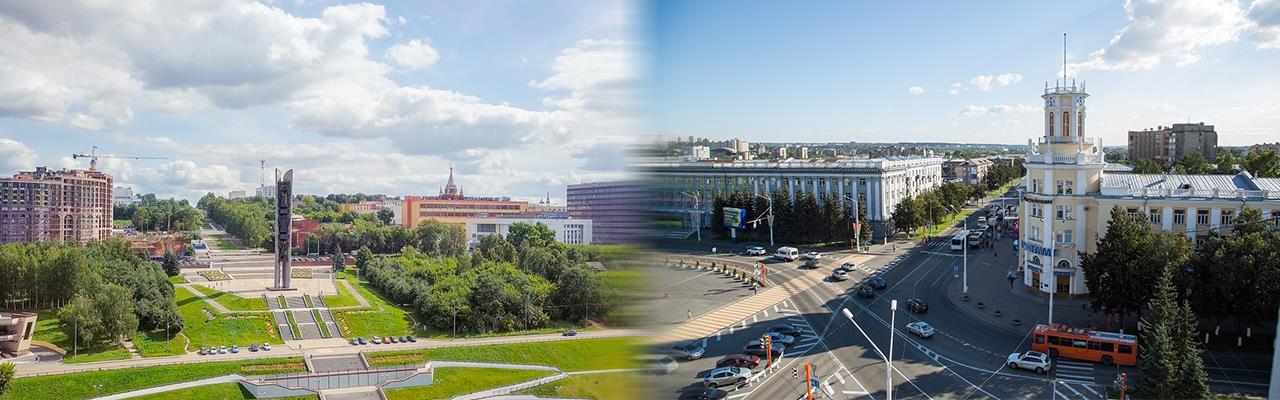 Переезд из Ижевска в Кемерово