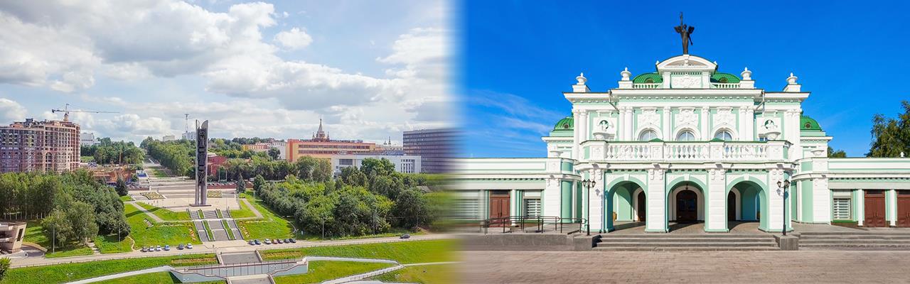 Переезд из Ижевска в Омск