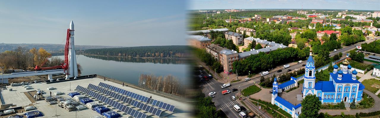 Переезд из Калуги в Иваново