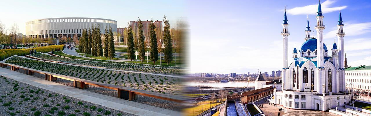 Переезд из Краснодара в Казань