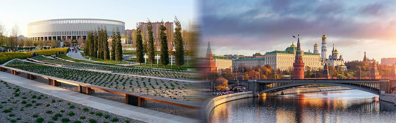 Переезд из Краснодара в Москву
