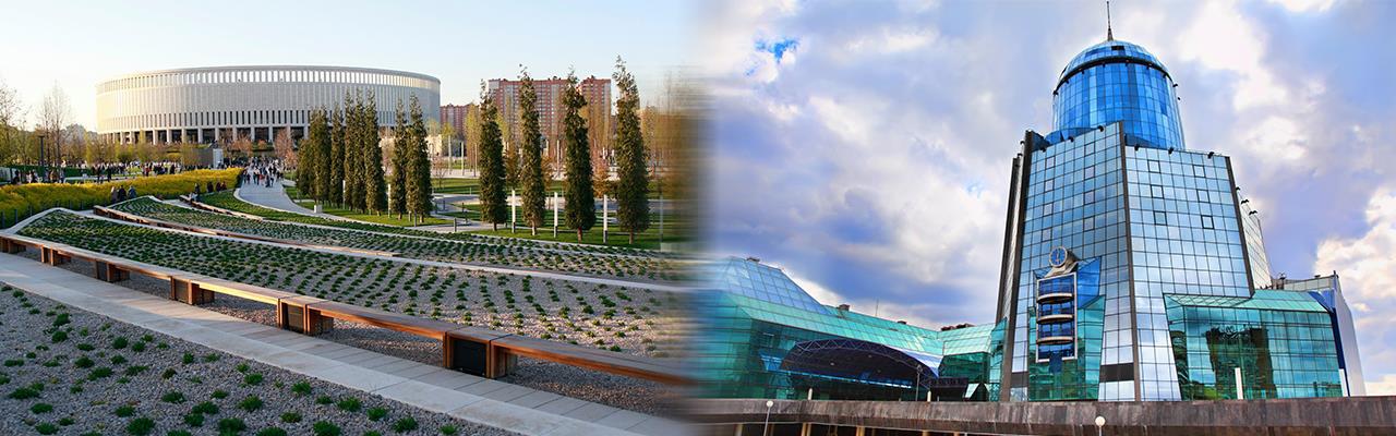 Переезд из Краснодара в Самару