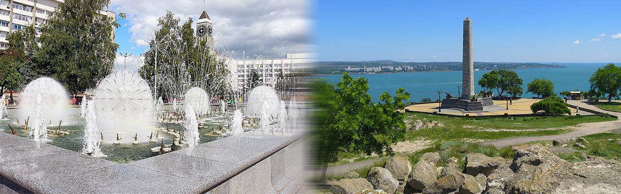 Переезд из Красноярска в Керчь