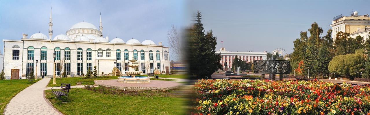 Переезд из Махачкалы в Барнаул