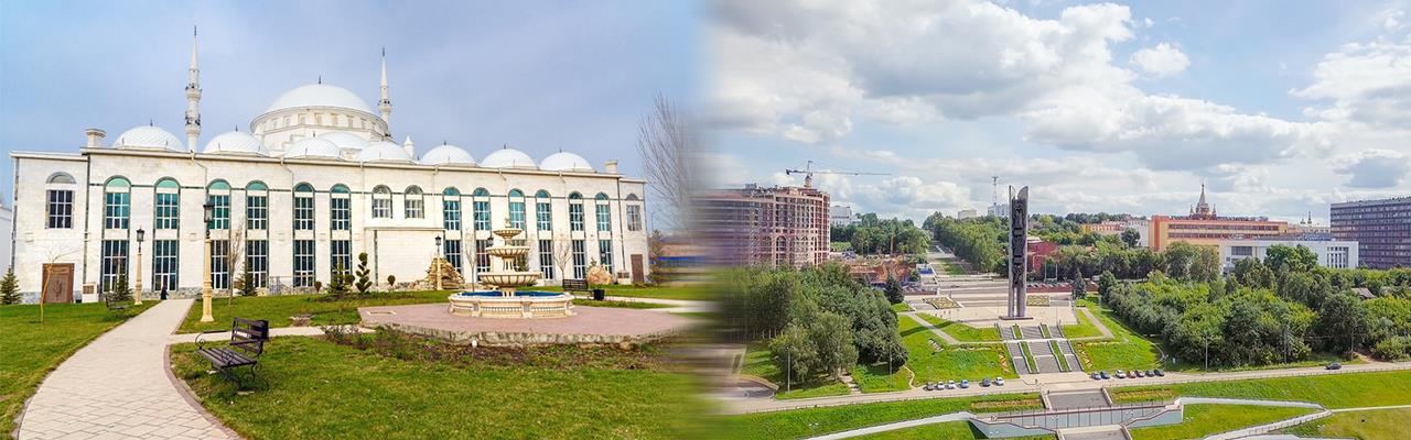 Переезд из Махачкалы в Ижевск