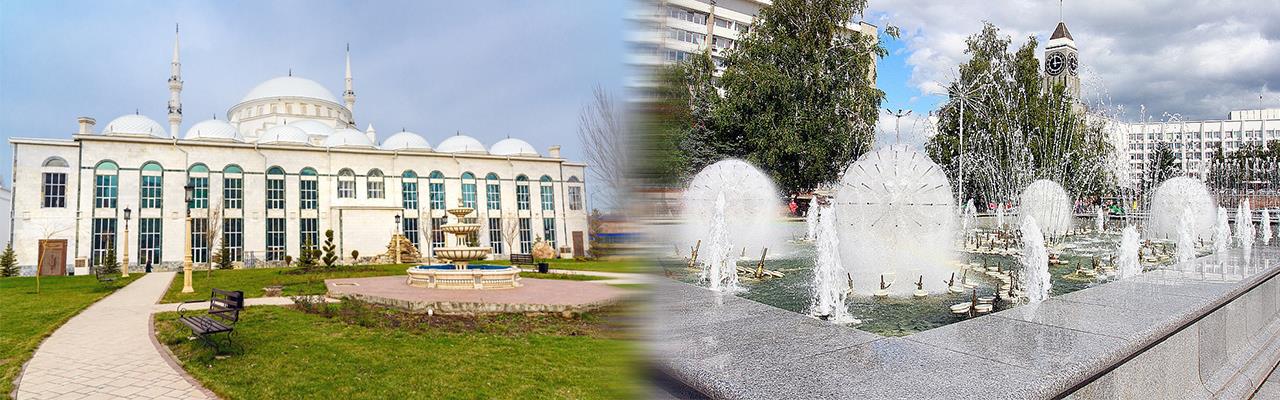 Переезд из Махачкалы в Красноярск