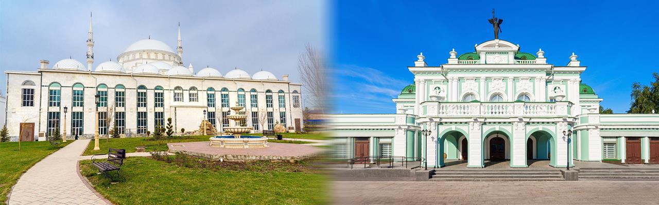 Переезд из Махачкалы в Омск