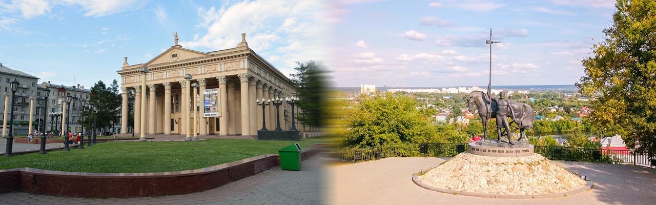 Переезд из Новокузнецка в Пензу