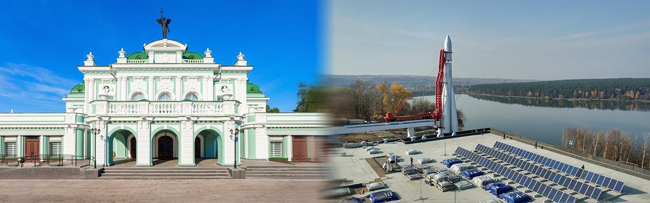 Переезд из Омска в Калугу
