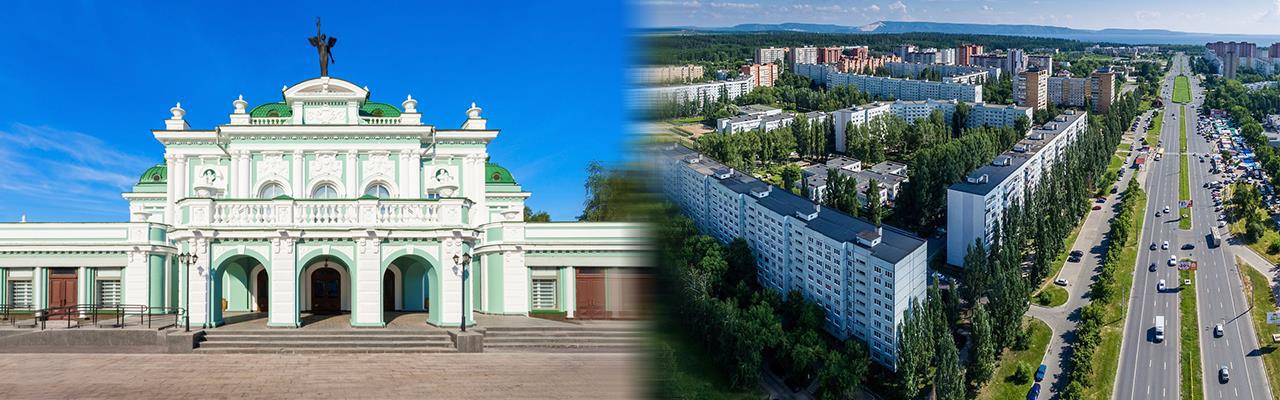 Переезд из Омска в Тольятти