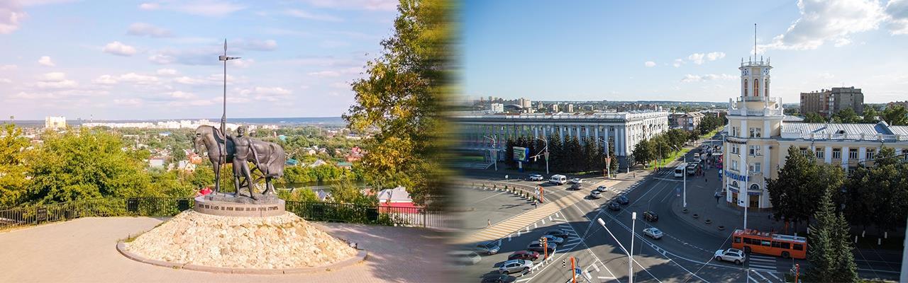 Переезд из Пензы в Кемерово