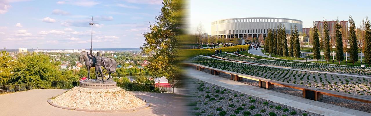 Переезд из Пензы в Краснодар