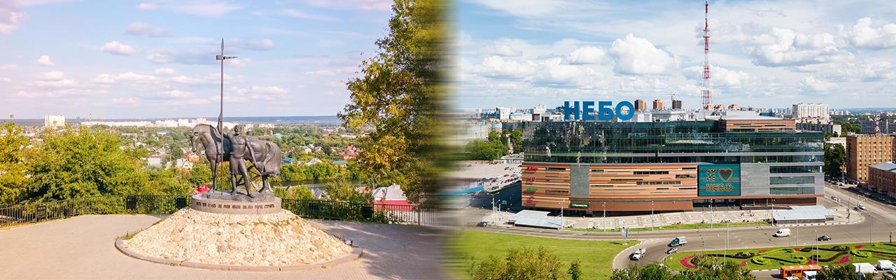 Переезд из Пензы в Нижний Новгород