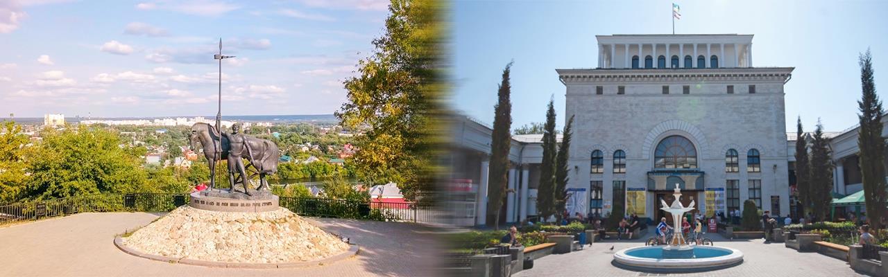 Переезд из Пензы в Симферополь