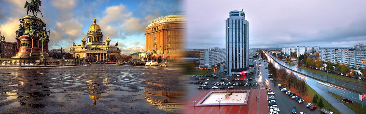 Переезд из Санкт-Петербурга в Набережные Челны