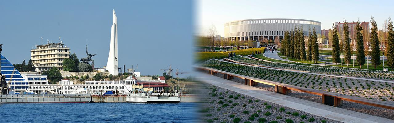 Переезд из Севастополя в Краснодар