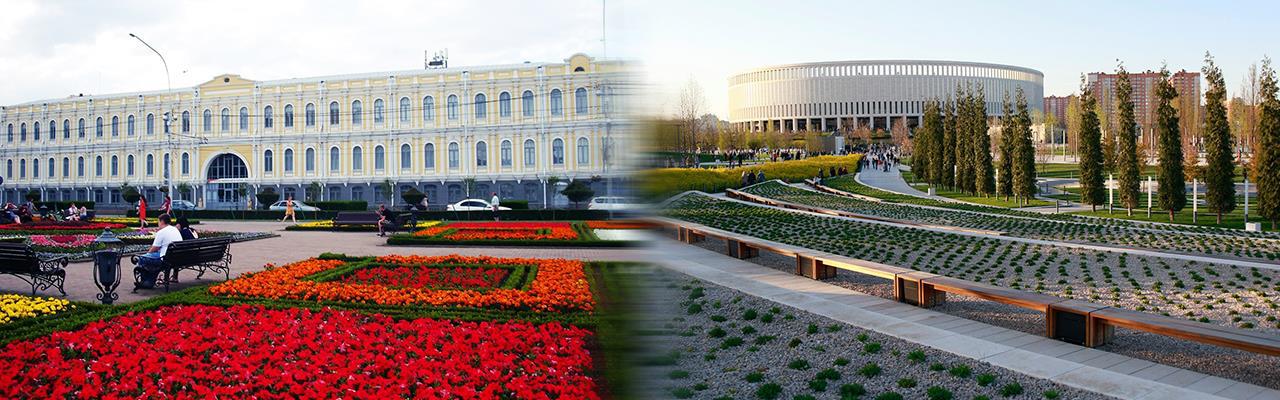 Переезд из Ставрополя в Краснодар