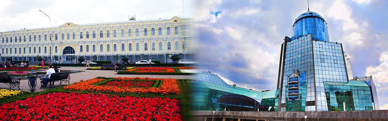 Переезд из Ставрополя в Самару