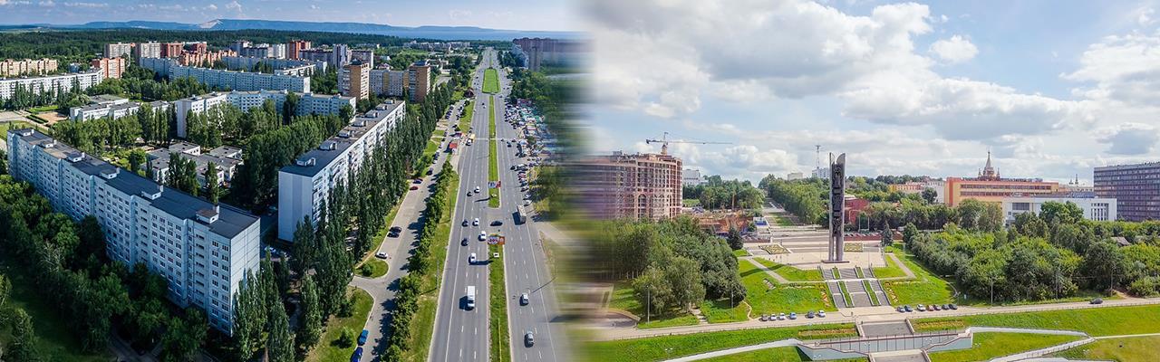 Переезд из Тольятти в Ижевск
