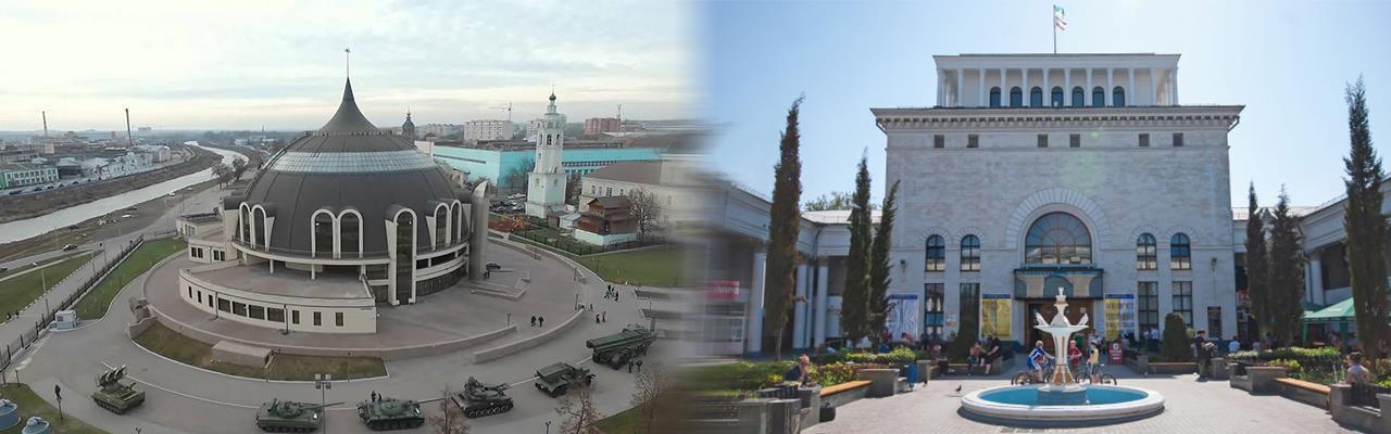 Переезд из Тулы в Симферополь