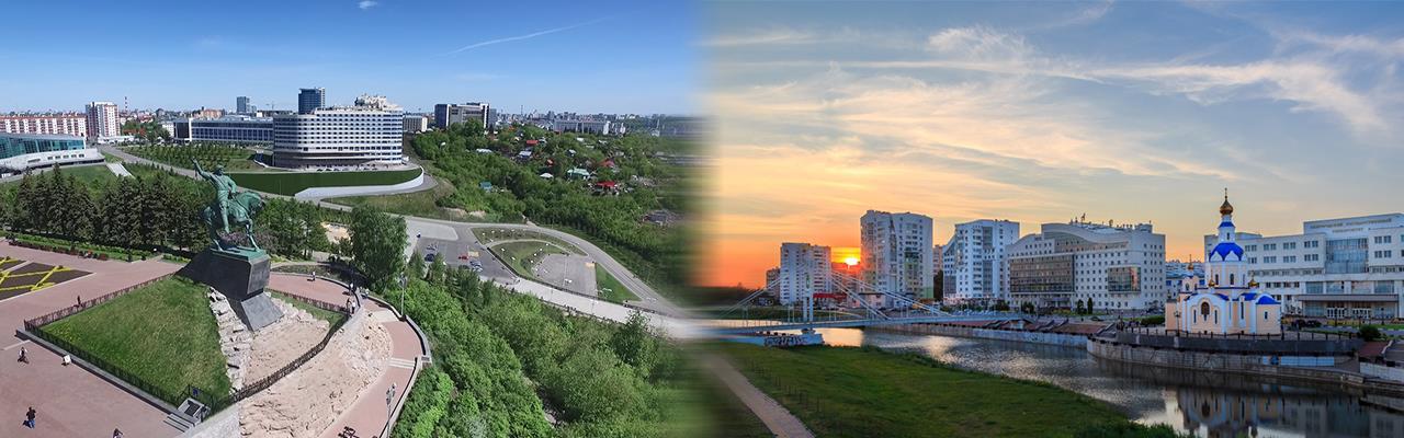 Переезд из Уфы в Белгород