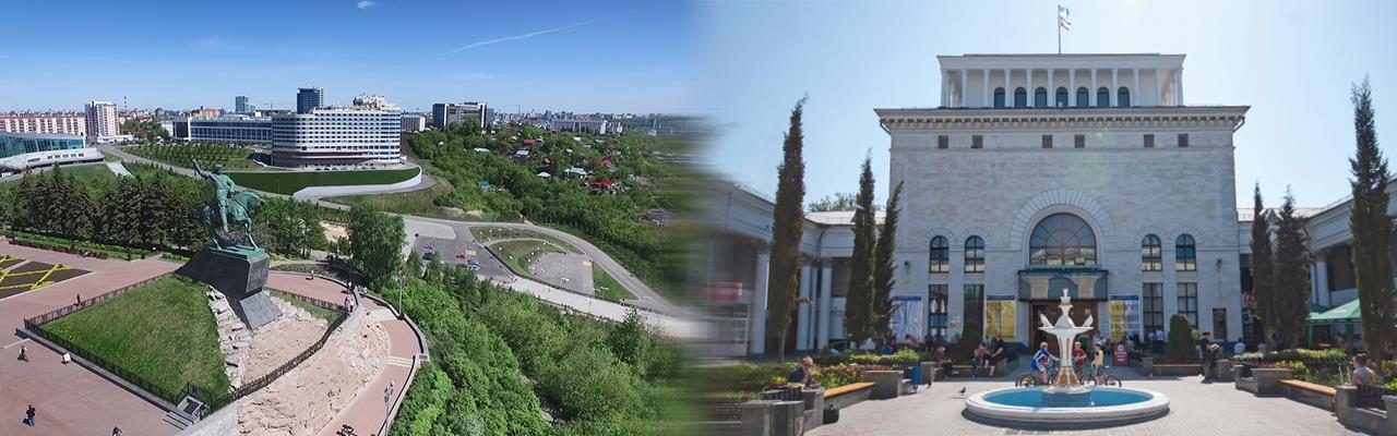 Переезд из Уфы в Симферополь