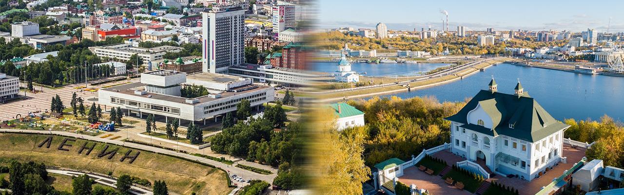 Переезд из Ульяновска в Чебоксары