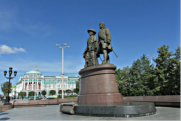 Переезд из Калининграда в Екатеринбург