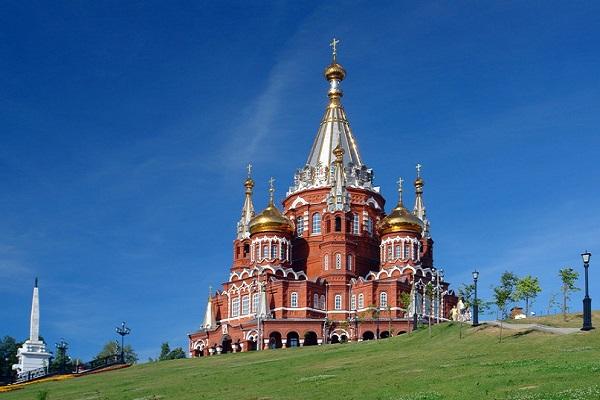 Переезд из Астрахани в Ижевск