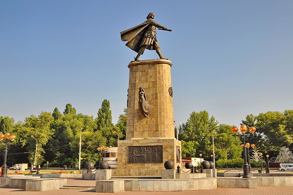 Переезд из Краснодара в Липецк