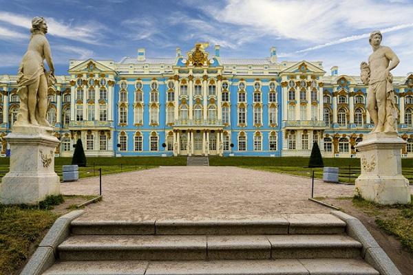 Переезд из Ставрополя в Санкт-Петербург