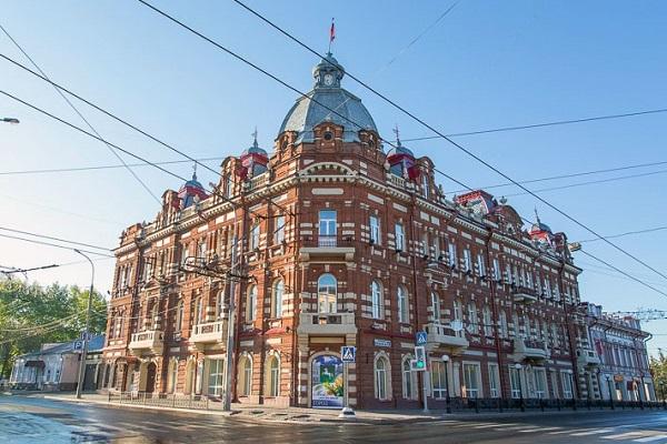 Переезд из Ульяновска в Томск