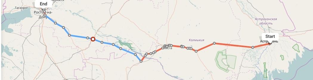 Переезд из Астрахани в Ростов-на-Дону