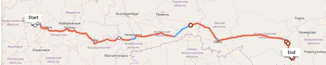 Переезд из Чебоксар в Барнаул