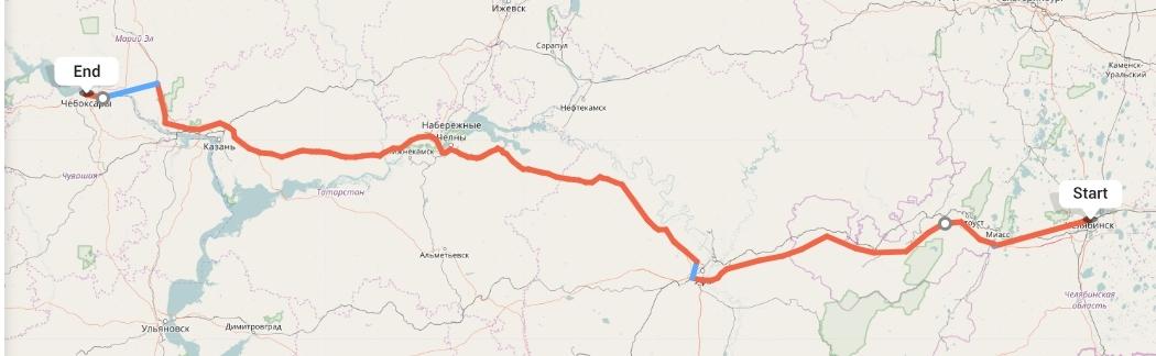 Переезд из Челябинска в Чебоксары