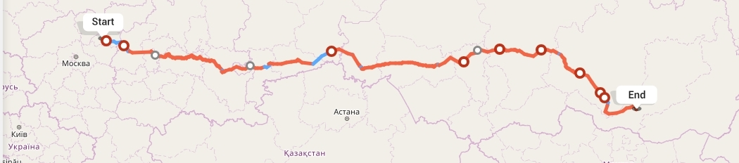Переезд из Иваново в Улан-Удэ