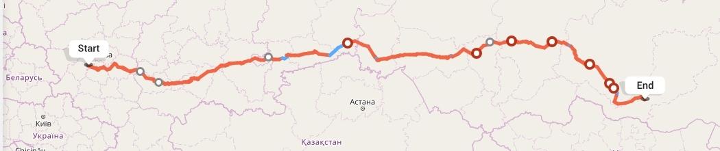 Переезд из Калуги в Улан-Удэ