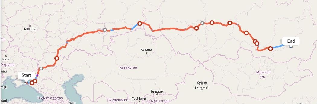 Переезд из Крыма в Читу